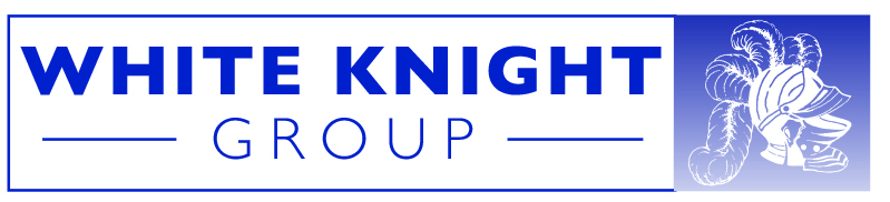 white knight group logo